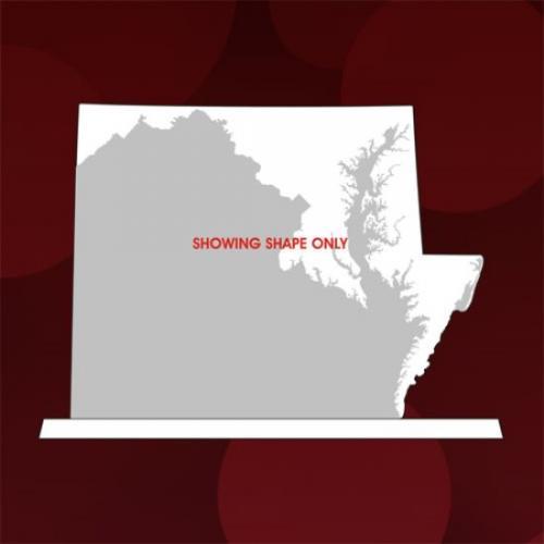 State of Maryland Jade Glass Award