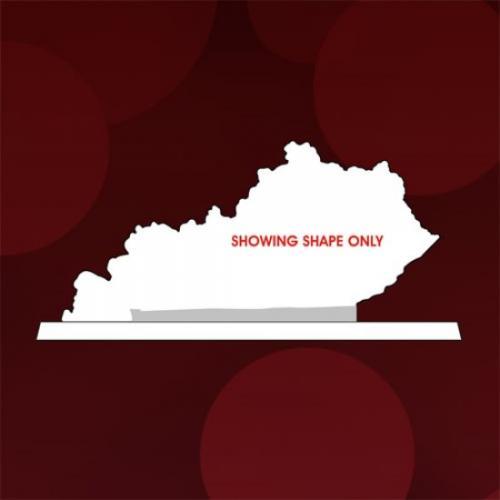 State of Kentucky Jade Glass Award