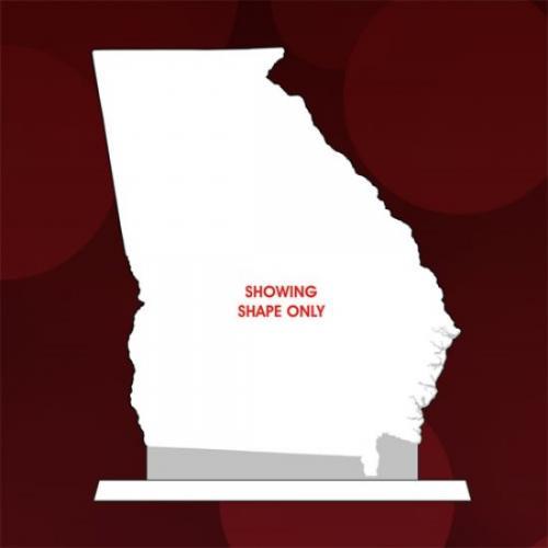 State of Georgia Jade Glass Award